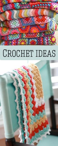 Crochet Ideas идеи вязания крючком вконтакте