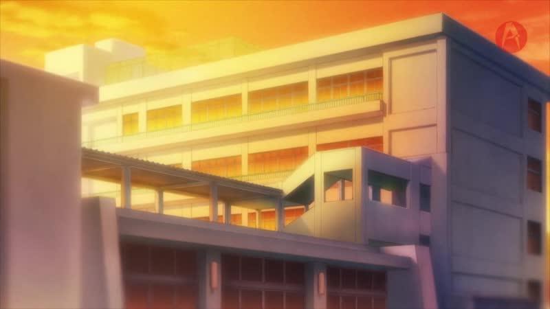 Неуклюжая Уэно Ueno-san wa Bukiyou - 1 серия русская озвучка AniMur (Axealik, Rira)