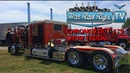 CHROMED OUT 379 SHOW TRUCK - BAD ASS CUSTOM INTERIOR - BUILT BY THE BEST - HOT ROD RIGS TV