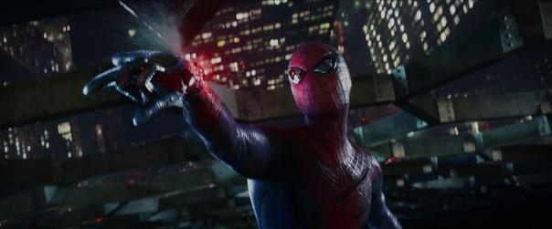 «Новый Человек-паук» (2012) Оператор: Джон ШварцманРежиcceр: Марк Уэбб
