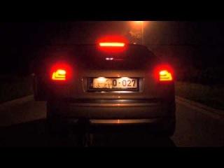Dectane Black Smoke LED Audi A3 8P 2.0 TDI