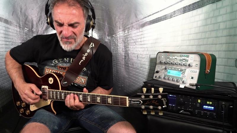 Kemper Amp - David Gilmour alternative style sound