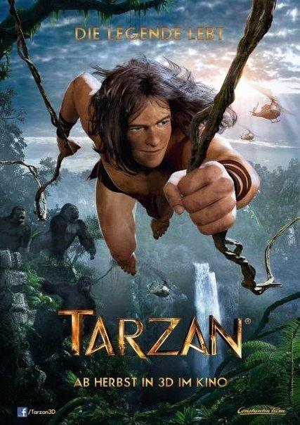 Тарзан (2014)