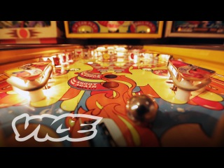 Pinball: From Illegal Gambling Game to American Obsession
