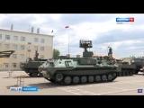 Новая техника ПВО у ивановских десантников