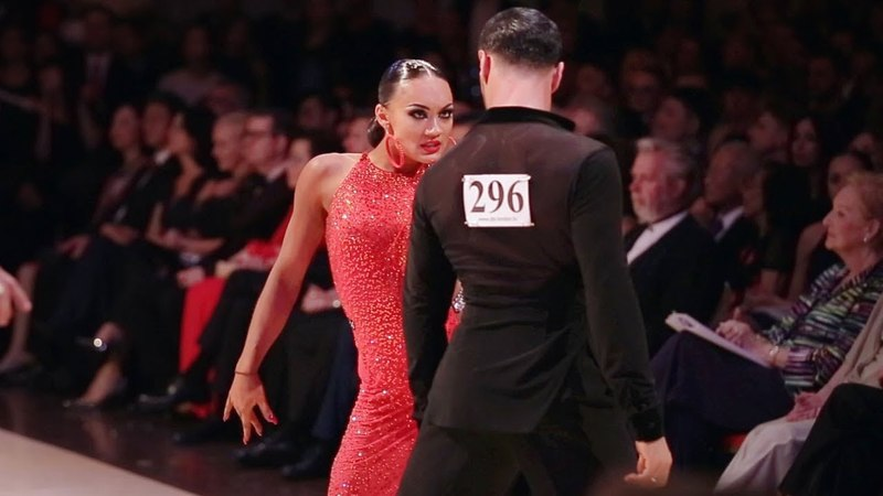 Salvatore Sinardi - Viktoriya Kharchenko, ITA | Blackpool May 2018 - WDC Amateur Latin - QF Chacha