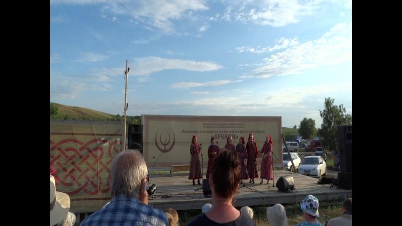Фольклорно-этнографический фестиваль евразийских народов Аркаим