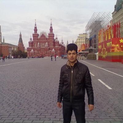 Саидрахмон Холов, 7 июля 1985, Тольятти, id189679804