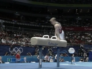 2000. Летние Олимпийские игры в Сиднее. Официальная история