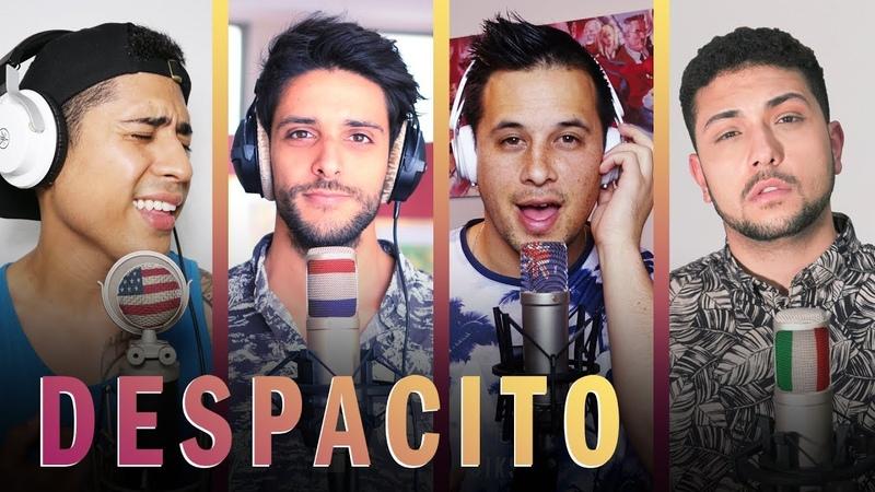 Despacito - Luis Fonsi, Daddy Yankee, Justin Bieber (Continuum Cover)