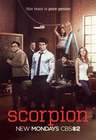 Скорпион (2014, сериал, 4 сезона) — КиноПоиск » Freewka.com - Смотреть онлайн в хорощем качестве