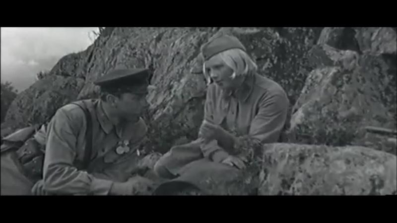 А ЗОРИ ЗДЕСЬ ТИХИЕ 1972 12 СССР Х ф Военный