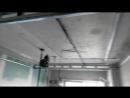 Сборка каркаса потолочного короба. Фрагмент покраски квартиры в г. Королёв! 18.07.2018