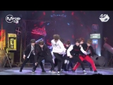UNB - Feeling (Debut Stage /Official Fancam  - M COUNTDOWN  ) 12.04.18