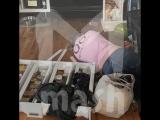 Девушка из Нью-Йорка вызвала домой клинеров, но те напились и уснули