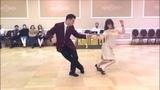 Band ODESSA - Пусть говорят,что мы не пара.Танцуют Сандра Рёттиг и Штефан Зауэр.