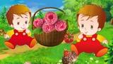 Песенка По малину в сад пойдем (для самых маленьких)