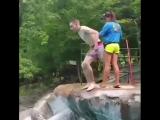 Долго не мог прыгнуть