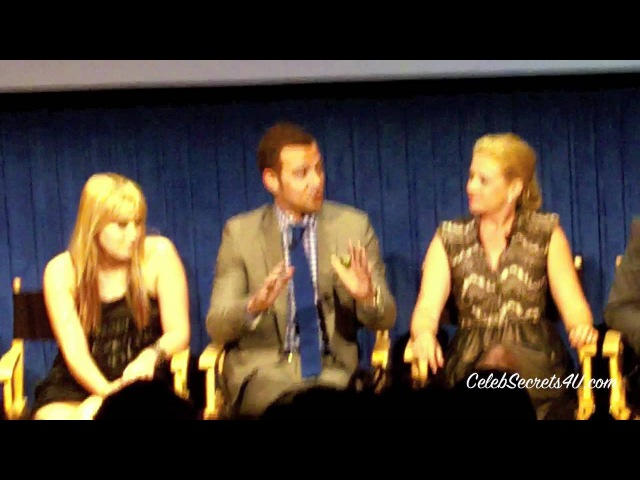 Melissa and Joey QA at Paley Center [Part 2]