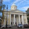 Церковь Святой Екатерины, Большой проспект В.О.