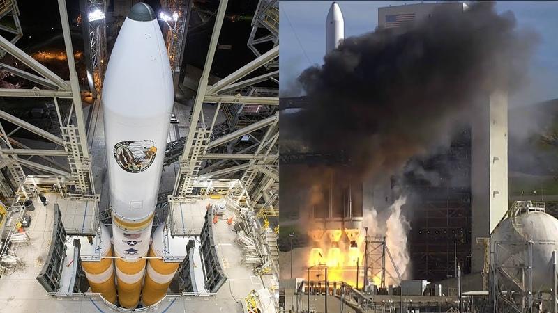 Delta IV Heavy launches NROL-71