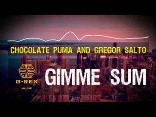 Chocolate Puma and Gregor Salto - Gimme Sum
