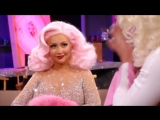 Christina Aguilera Surprises Farrah Moan During Untucked: RuPauls Drag Race Season 10