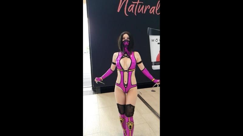 Милена ( Mileena - Mortal Kombat 9)