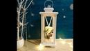 МК Декоративный ФОНАРЬ DIY decorative lantern made of foam