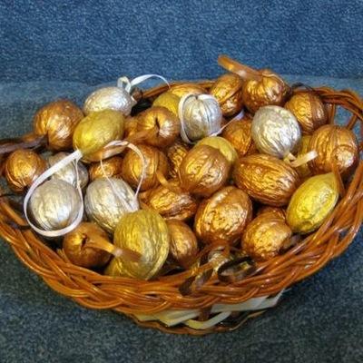 Подарок с грецкими ореха 586