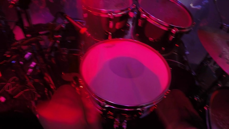 Fredrik Widigs [Marduk] - Baptism by Fire (Live at Eindhoven Metal Meeting, 15.12.2018) [Drum cam]