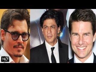 Shahrukh Khan Beats Tom Cruise And Johnny Depp