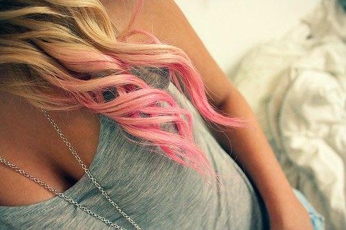 Разноцветные волосы картинки - 5