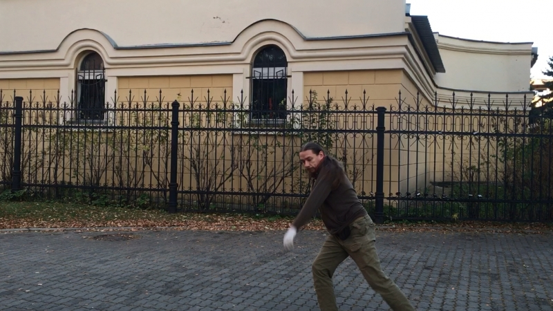 Катоэйра Танец Воздуха Руслан