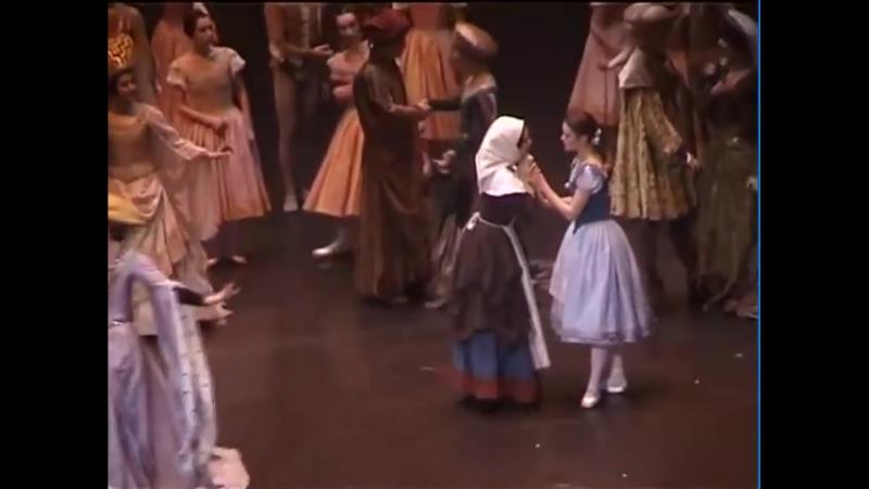 Giselle, Acte I, Opéra de Paris