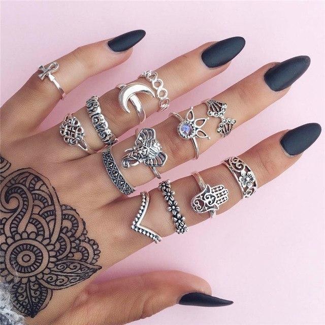 Кольца -