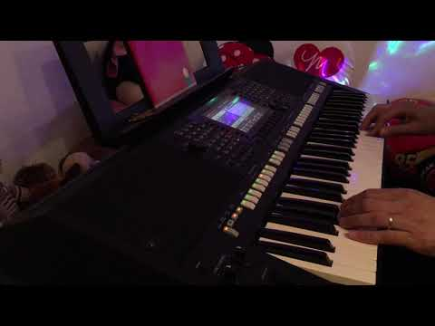 TITANIC SONG REMIX BY ANDREI, YAMAHA PSR S775