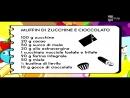 EP 10 Muffin di zucchine e cioccolato