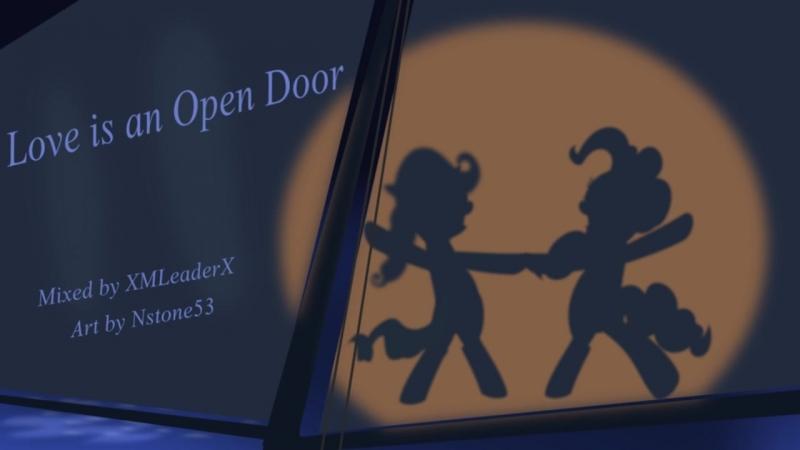 Pinkie Rose Love is an Open Door Cover