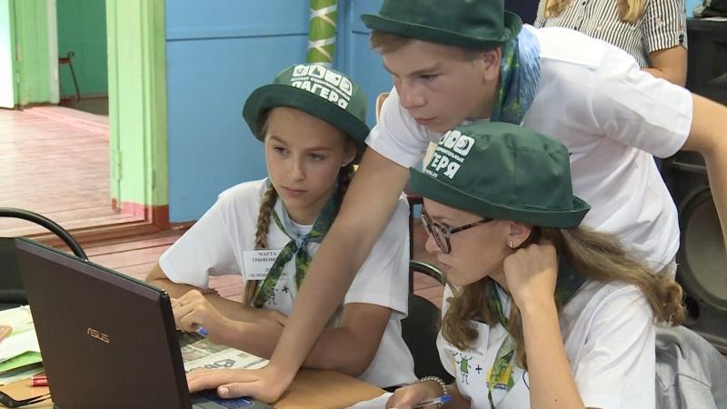 Выборгские школьники пробуют себя в журналистике