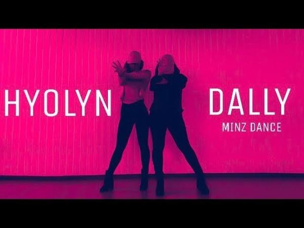 [MINZ_DANCE] HYOLYN-DALLY COVER