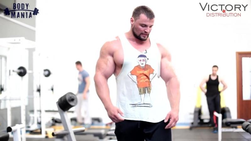 Как накачать руки ХАЛКА - Павел Федоров