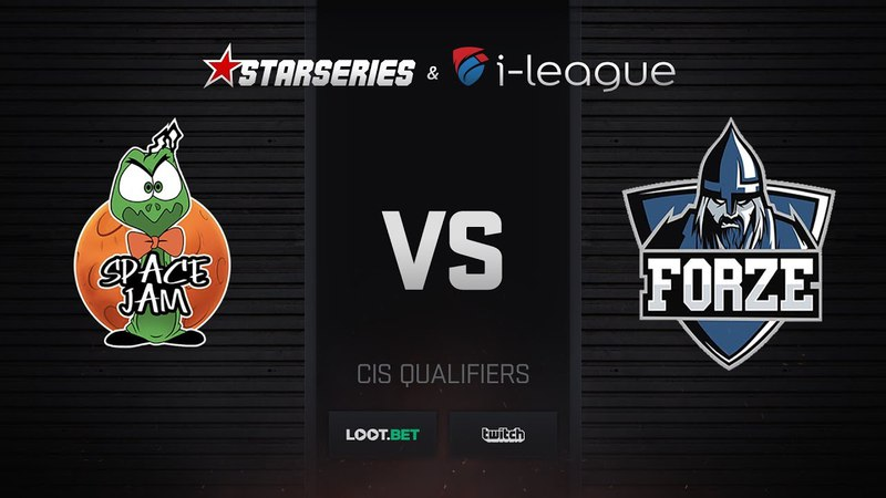 Space Jam vs forZe, map 2 train, StarSeries i-League S5 CIS Qualifier