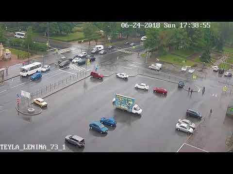 Авария в Красном Селе 24 06 18