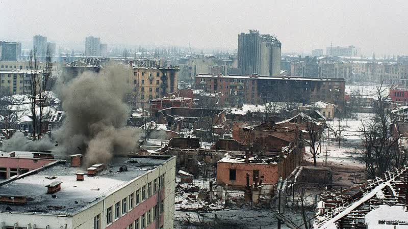 RUSSIA_ CHECHNYA_ GROZNY_ LATEST SITUATION