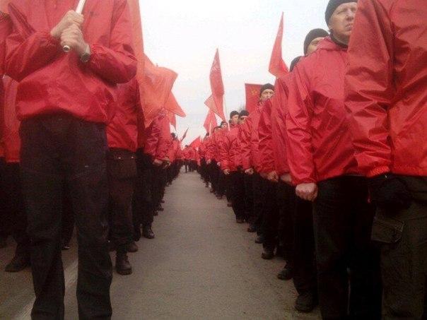 Марш братства и гражданского