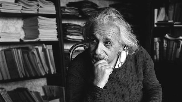 Альберт Эйнштейн, как яркий пример против потребительства