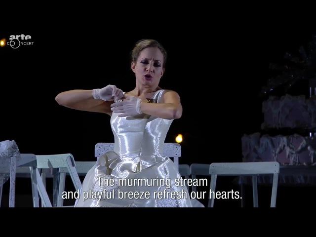 Mozart Le nozze di Figaro Deh vieni non tardar