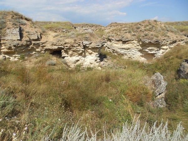 Военно-археологическая экспедиция - Аджимушкай-2013 ICnoOtzZ5dA