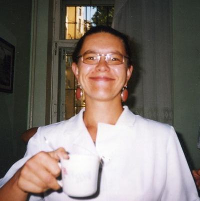 Ольга Смирнова, 28 сентября , Санкт-Петербург, id207689303